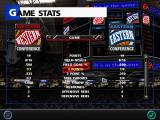 NBA Live 99 Windows No basketball game without stats, stats, & stats!