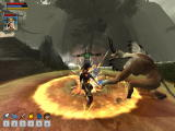 Jade Empire (Special Edition) Windows This special attack can't be blocked.