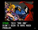 Todd McFarlane's Spawn: The Video Game SNES Angela