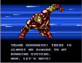 Marvel Super Heroes in War of the Gems SNES Victory