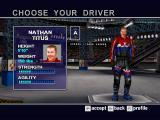 Whiteout Windows Character select. Here I'm thinking about this Ricky Bobby look-alike.