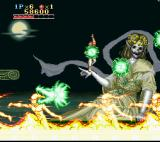 Run Saber SNES The second boss