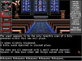 ...A Personal Nightmare Amiga Church pulpit
