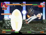 The King of Fighters '97 PlayStation With a bit of luck, Athena Asamiya gets to counter-damage Orochi using her SDM Shining Crystal Bit.
