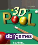 3D Pool J2ME Title/Loading screen