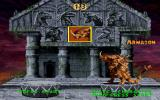 Primal Rage DOS Fighter Selection