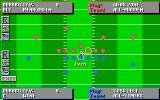 John Madden Football II DOS Tactics Adjustment