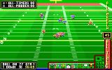 John Madden Football II DOS Break in Gameplay