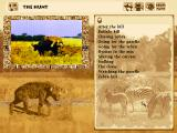 "Lion DOS Lion safari topic - ""The Hunt"""