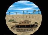 Panzer Elite Windows A Panzer III in the desert