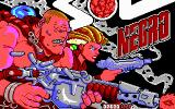 Sol Negro DOS Title screen (EGA)