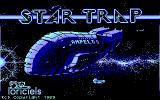 Star Trap Amstrad CPC Title Screen