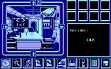 Star Trap Amstrad CPC Finding the Robot and Hamburger...