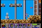 Turrican Amiga Another level exit