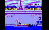 Out Board Amstrad CPC Lovely Girl wants to kiss you in Paris...