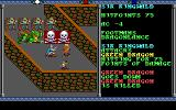 Champions of Krynn Amiga Rolling demo - Battle