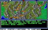 Champions of Krynn Amiga Map