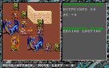 The Dark Queen of Krynn Amiga Rolling demo - Battle