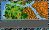 The Dark Queen of Krynn Amiga Rolling demo - Map