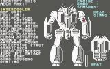 BattleTech: The Crescent Hawk's Inception Commodore 64 Before you train on the 'Mech, you have to identify 3 parts of a 'Mech.