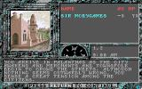 The Dark Queen of Krynn Amiga Game start - City of Palanthas