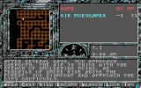 The Dark Queen of Krynn Amiga Automap