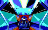 Battle Isle DOS Inside a shuttle (EGA)