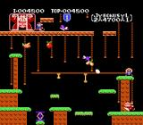 Donkey Kong Junior NES Stage 2