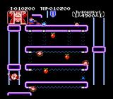 Donkey Kong Junior NES Stage 3