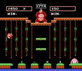 Donkey Kong Jr. Math NES Calculate B