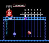 Donkey Kong Jr. Math NES +-x÷ Exercise, adding six-digit numbers