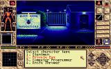 Elvira II: The Jaws of Cerberus Amiga Character type selection