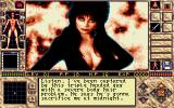 Elvira II: The Jaws of Cerberus Amiga Elvira's telepathic message