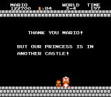 Super Mario Bros. NES Get used to seeing this.