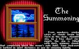 "Ultima V: Warriors of Destiny Amiga The summoning - ""...ominous clouds..."""