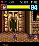 Double Dragon EX J2ME Third level