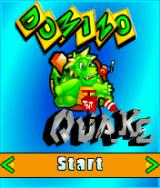 Domino Quake J2ME Title screen