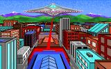 Alternate Reality: The City Amiga ...is invaded by a flying saucer!