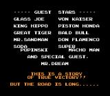 Mike Tyson's Punch-Out!! NES Non-Mike Tyson Cast
