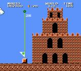 Super Mario Bros. 2 NES Every fourth level is still a castle.