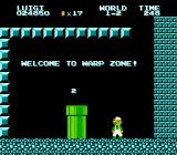 Super Mario Bros. 2 NES That's as far as you'll take me?