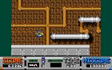 Bionic Commando Amiga A series of tubes