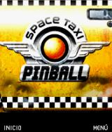 Space Taxi Pinball J2ME Title screen