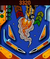 Space Taxi Pinball J2ME Bottom of the table