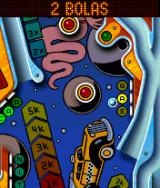 Space Taxi Pinball J2ME The triggers for the GAS bonus