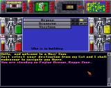 Liberation: Captive II Amiga Navigation booth interaction