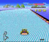 F-Zero SNES Driving on ice can be dangerous; especially with Golden Fox