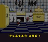 Pierre le Chef is... Out to Lunch SNES Level start animation