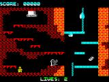 Wanted: Monty Mole ZX Spectrum Candle