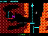 Wanted: Monty Mole ZX Spectrum Spider